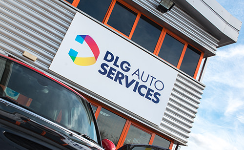 Website & photography – Direct Line Group Auto Services